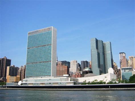 amazing photos of the united nations headquarters in