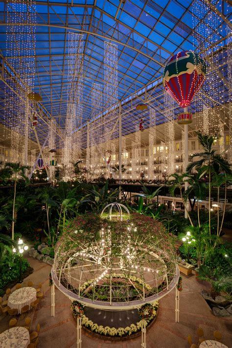 opryland garden conservatory atrium gaylord opryland