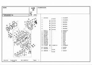 Mccormick Tractor V80  U0026 V80 New Gen Parts Catalog