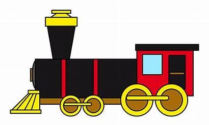 Train Clipart Steam Clip Transparent Background Cliparts