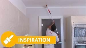 Zwei Wände Farbig Streichen : k che streichen adler youtube ~ Markanthonyermac.com Haus und Dekorationen