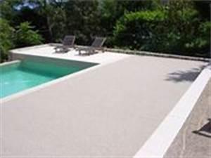 Resine Pour Gravier : granulat de marbre revtement de sol extrieur plage de ~ Premium-room.com Idées de Décoration