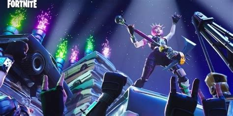 New Fortnite Skins Allow You To Channel Your Inner Rockstar
