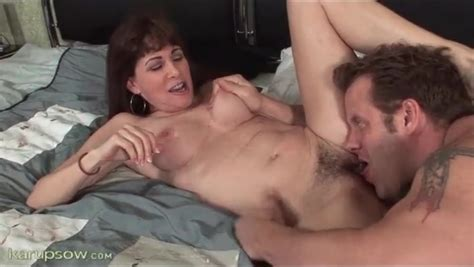 Hairy Mature Pussy Eaten Out And Banged Mature Porn