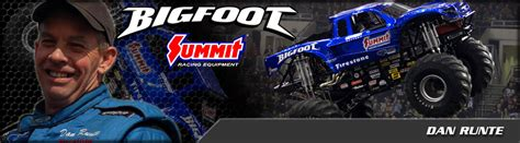 bigfoot monster truck driver bigfoot dan runte