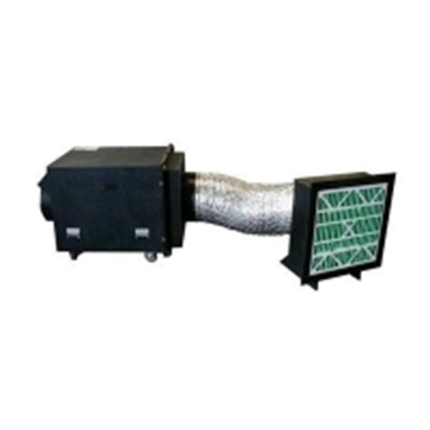 negative air equipment roving heads product list