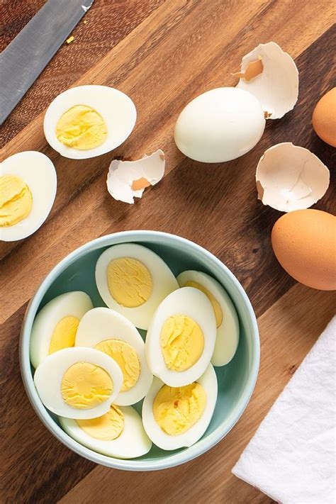 Perfect Boiled Eggs   Perfect boiled egg, Easy family ...