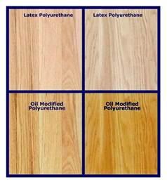 wood stain without polyurethane