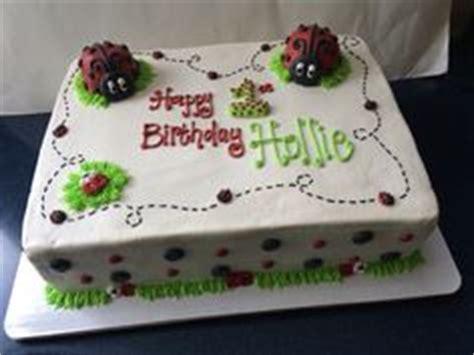 ladybug birthday sheet cake sugarshackscia for the