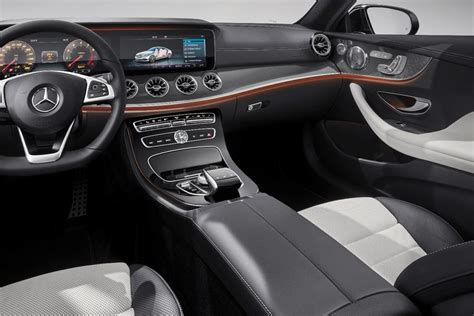 Probably the most significant package on offer is the premium package, which, for $2,200, adds blind spot assist, a. 2020 Mercedes-Benz E-Class Coupe Interior Photos | CarBuzz
