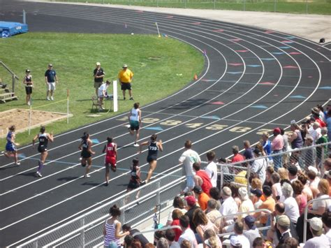 stark county meet perry high school track field