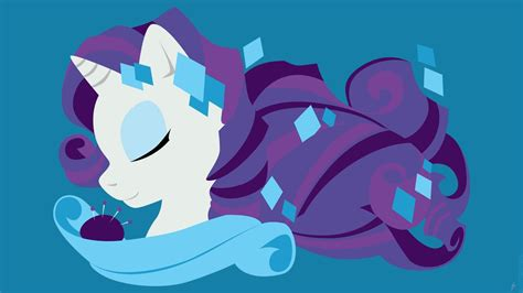 My Pony Anime Wallpaper - my pony rarity diamonds anime hd wallpaper