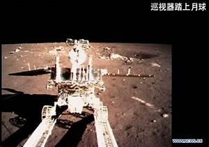 China's Maiden Lunar Rover 'Yutu' Rolls 6 Wheels onto the ...