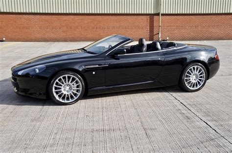 Db9 Volante Used 2006 Aston Martin Db9 Volante For Sale In Manchester