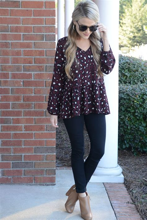 Best 25+ Cute Fall Fashion Ideas On Pinterest  Cute Fall Sweaters, High School Outfits And