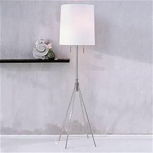 adjustable metal floor lamp west elm With adjustable glass floor lamp west elm