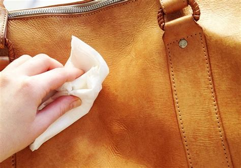 cleaning leather now diy clean leather bag easily at home