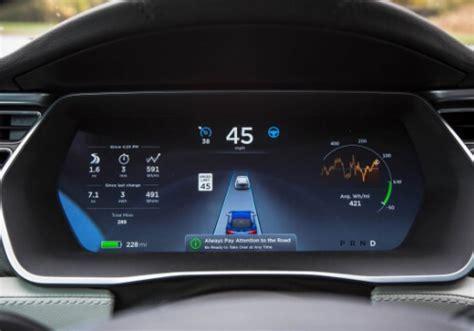 teslas autopilot update caps speed limit  undivided