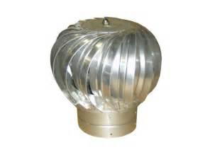 Bathroom Exhaust Fan Size by Heavy Duty Turbine Vent