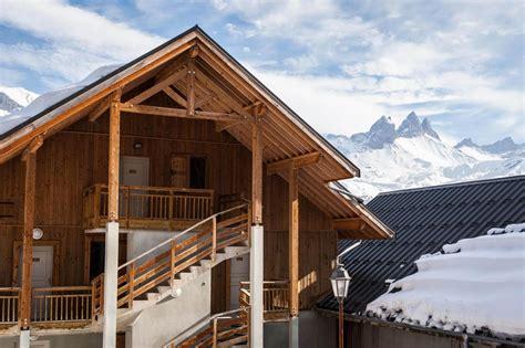 le chalet des aiguilles les chalets du hameau des aiguilles 40 albiez montrond location vacances ski albiez montrond