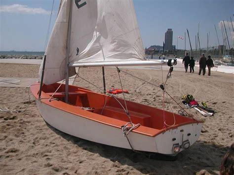 roga vaurien  lleida sailing dinghies   inautia