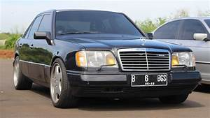 Mercedes Benz W124 Review Indonesia