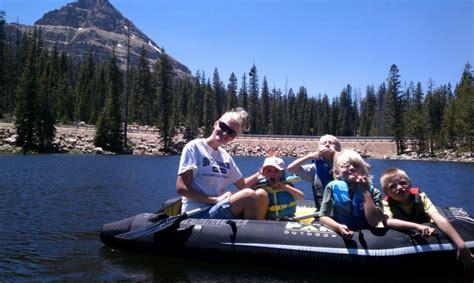 Scow Lake Uintas by Trip Report Uintas Lake Pass And Mirror Lake