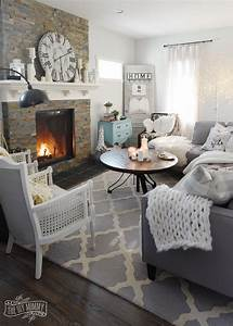how to create a cozy hygge living room this winter the With winter interior decorating ideas