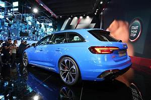 Audi Rs4 2017 : new e state of mind audi pulls covers off new rs4 avant ~ Farleysfitness.com Idées de Décoration