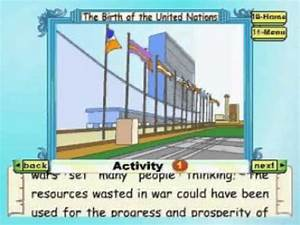 Learn EVS - Class 5 - THE BIRTH OF THE UNITED NATIONS ...