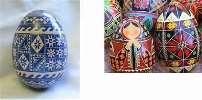 Cultural Artifact Ukrainian Egg Poem