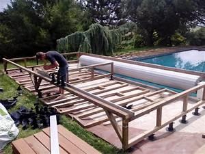 Bois Terrasse Piscine : rnovation piscine terrasse en bois toulouse terrasse ~ Edinachiropracticcenter.com Idées de Décoration