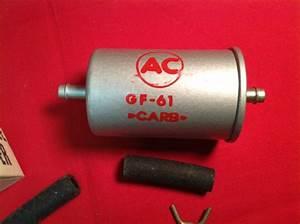 Sell Nos Ac Delco  Gf61 Corvette Fuel Filter 59 60 61 62
