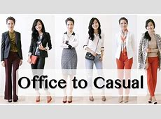 Office to Casual Wear with ExtraPetite! YouTube