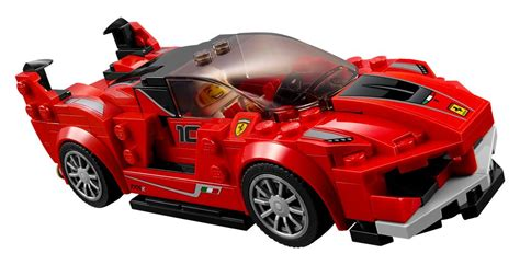 The pictures in this offer show the model as it could look with existing stickers (75882stk01) ; LEGO Speed Champions 75882 pas cher - Le centre de ...