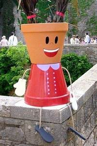 Pinterest Bricolage Jardin : de tr s belles id es de recyclage jardin d co trucs ~ Melissatoandfro.com Idées de Décoration