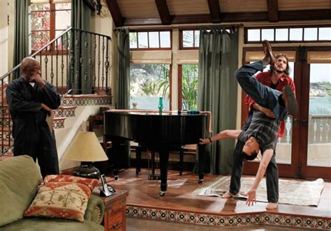 two and a half men new set design a designer s diary