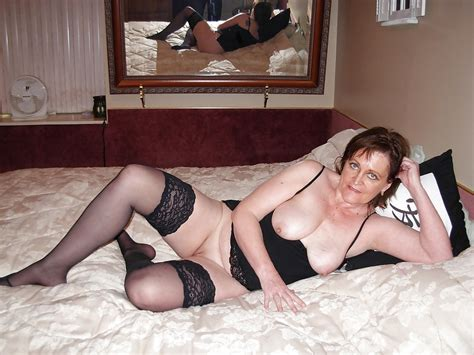 Alluring Granny Gilf On The Bed 33 Pics