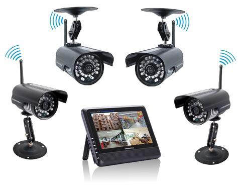 surveillance sans fil exterieur avec enregistreur pack moniteur enregistreur 233 ra sans fil num 233 rique