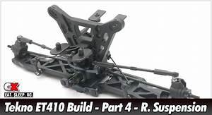 Tekno Et410 Build - Part 4