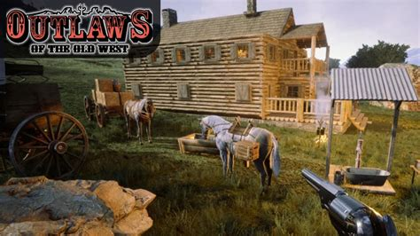 NEW OLD WEST SURVIVAL GAME DAY ONE   Outlaws of the Old ...