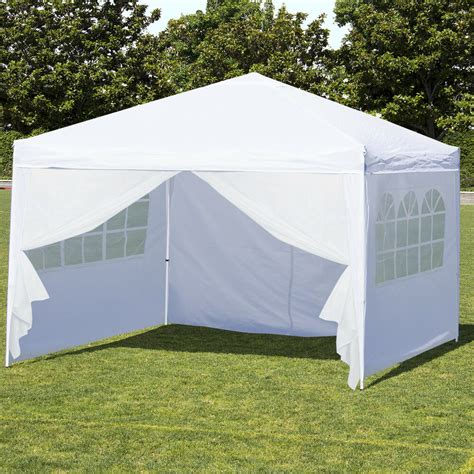 choice products    ez pop  canopy tent side walls carrying bag ebay