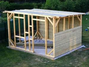 Plan Abri De Jardin En Bois Gratuit : plan de cabane de jardin en bois lemaisonfresh ~ Melissatoandfro.com Idées de Décoration