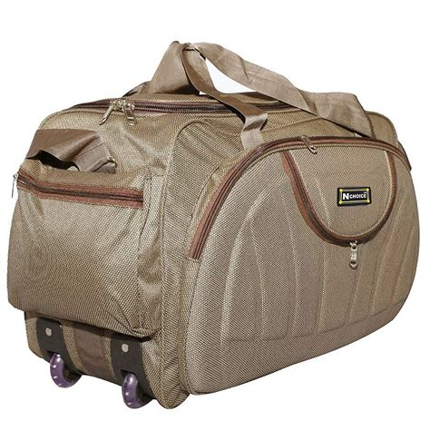 N Choice Waterproof Polyester Lightweight 60 L Luggage ...