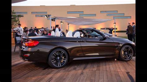 2016 Bmw M6 Convertible Black Sapphire