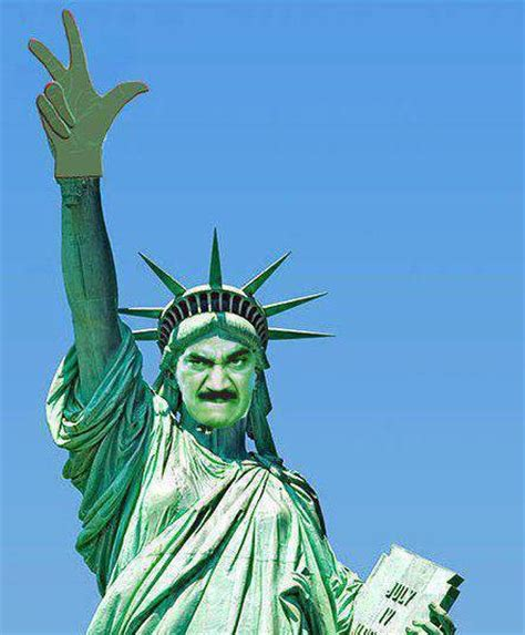 funniest statue  liberty pictures