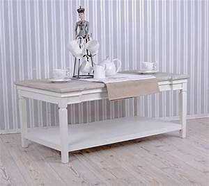 Wohnzimmertisch Shabby Chic : couchtisch shabby chic wohnzimmertisch weiss tisch kaffeetisch ebay ~ Eleganceandgraceweddings.com Haus und Dekorationen