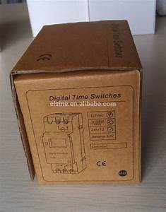 Digital Timer Switch For Street Lighting Control  Ahc15a Thc15a  Dhc15a  Cn15a   View On Off