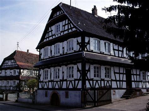 maison du monde nord maison traditionnelle alsacienne