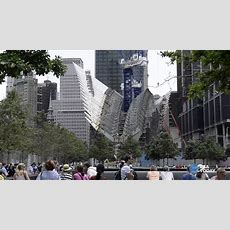A Look At The New World Trade Center Transportation Hub Youtube